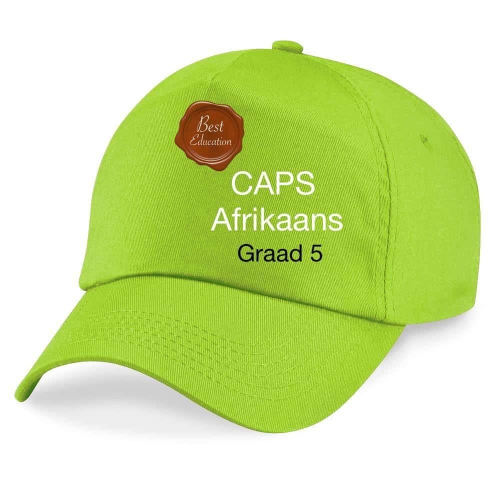 Graad 5 Afrikaans CAPS