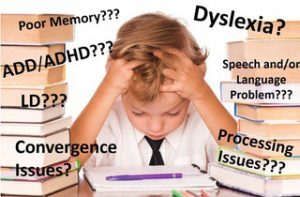 learning disorders best education