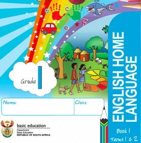 Gr. 1 Rainbow English HL Book 1