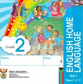 Gr. 2 Rainbow English HL Book 1