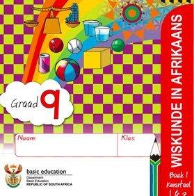 Gr. 9 Rainbow Wiskunde Boek 1