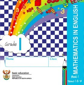 Gr. 1 Rainbow Maths Book 1