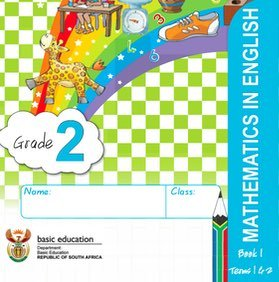 Gr. 2 Rainbow Maths Book 1