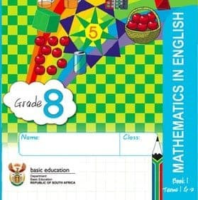 Gr. 8 Rainbow Maths Book 1