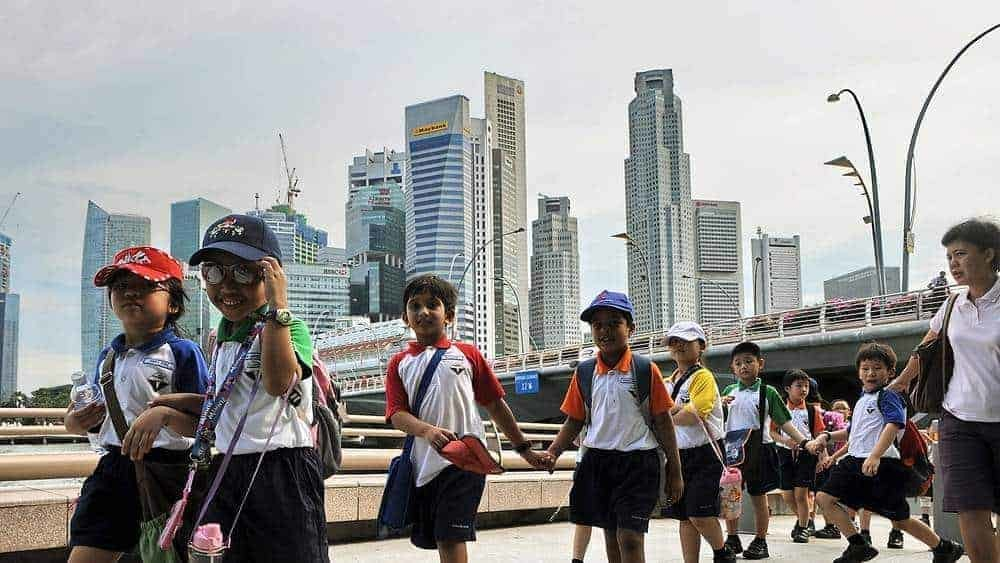 best education system singapore