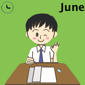 June Exams and memos