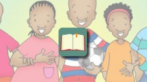 Friends English African Storybook Term 1 - Grade 1