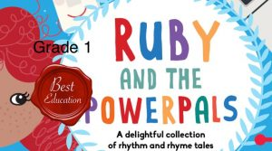 Ruby and the Powerpals Collection of rhythm and rhyme tales - Grade 1